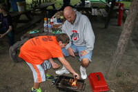 Highlight for Album: Father/son camporee 2011
