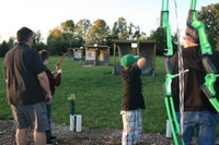 Highlight for Album: Archery at Sycamore State Park
