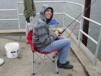 Highlight for Album: Caesar Creek fishing weekend