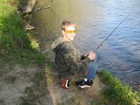 Highlight for Album: Fishing at Englewood Dam