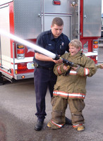 Highlight for Album: Englewood Fire Department May 2005