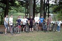Highlight for Album: Venture Biking Trip 2008