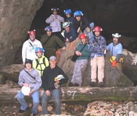 Highlight for Album: Venture Caving 2007